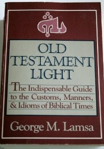 Old Testament Light