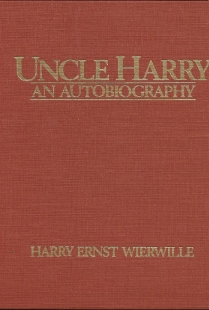 Uncle Harry: An autobiography