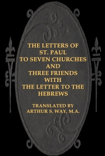st paul s letters the letters of st paul to seven churches 9781492814405 24957