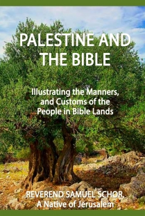 Palestine and the Bible: Illustrating the Manners, and Customs of the People in Bible Lands