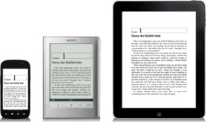 read ebooks on any device